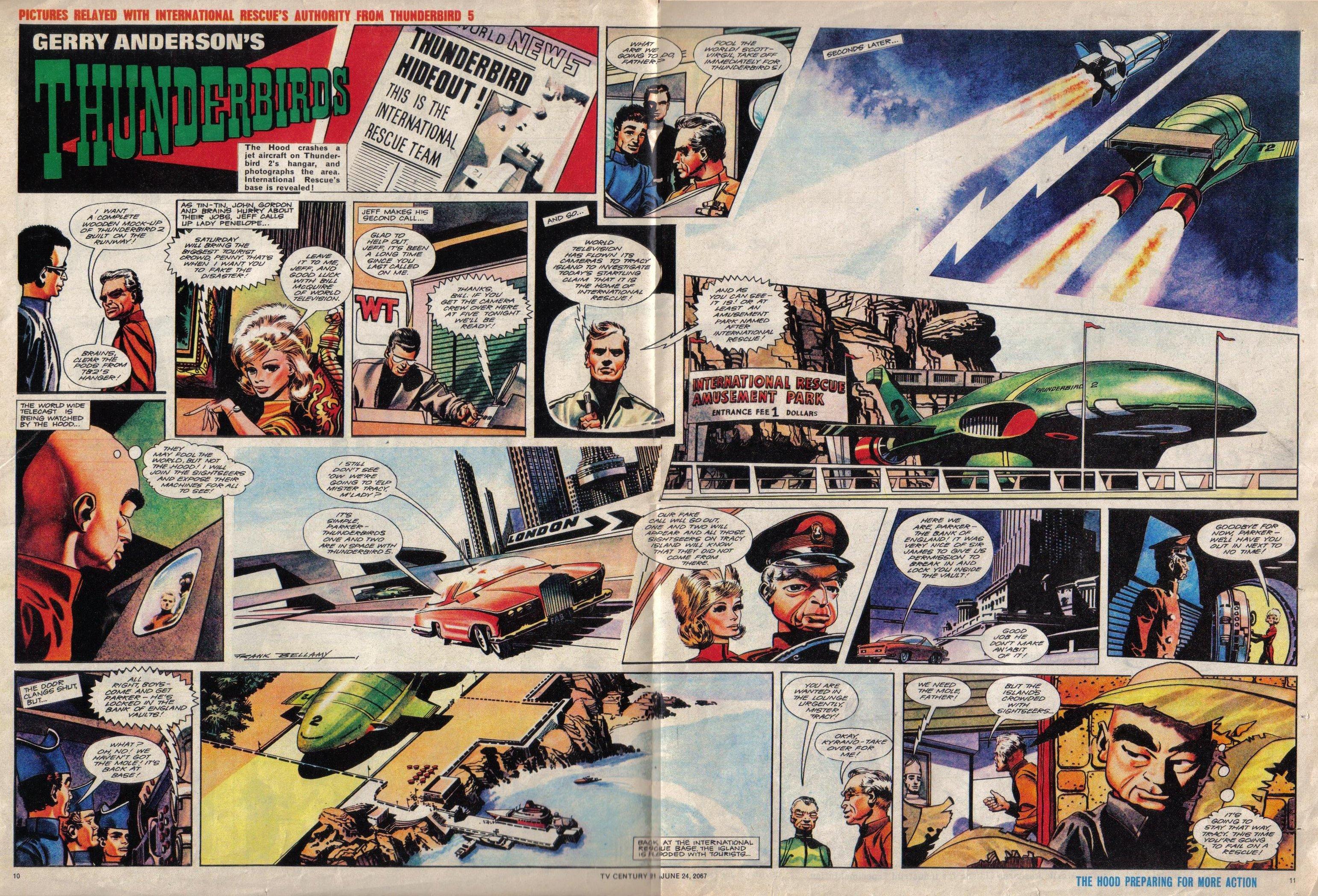 Read online TV Century 21 (TV 21) comic -  Issue #127 - 10
