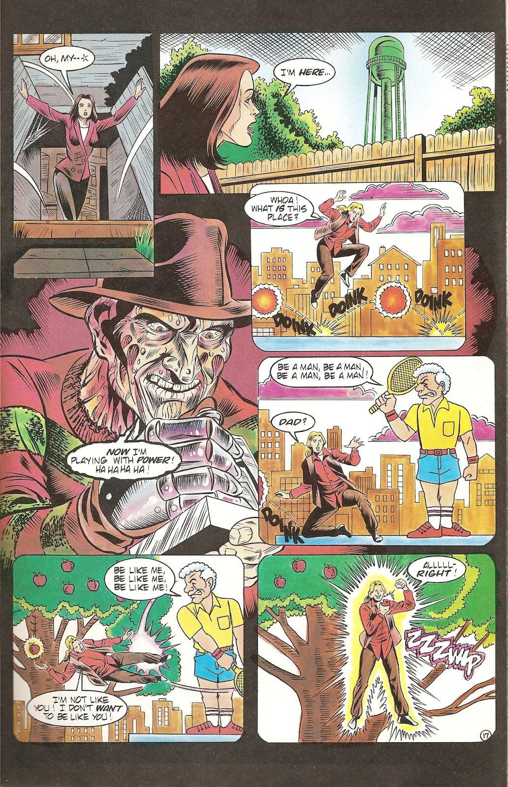 Read online Freddy's Dead: The Final Nightmare comic -  Issue #2 - 19