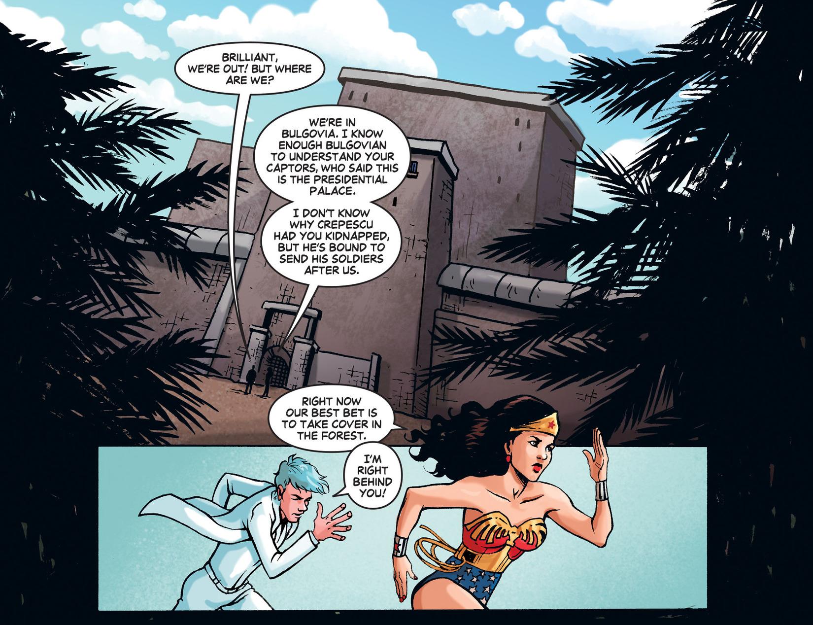 Read online Wonder Woman '77 [I] comic -  Issue #25 - 13