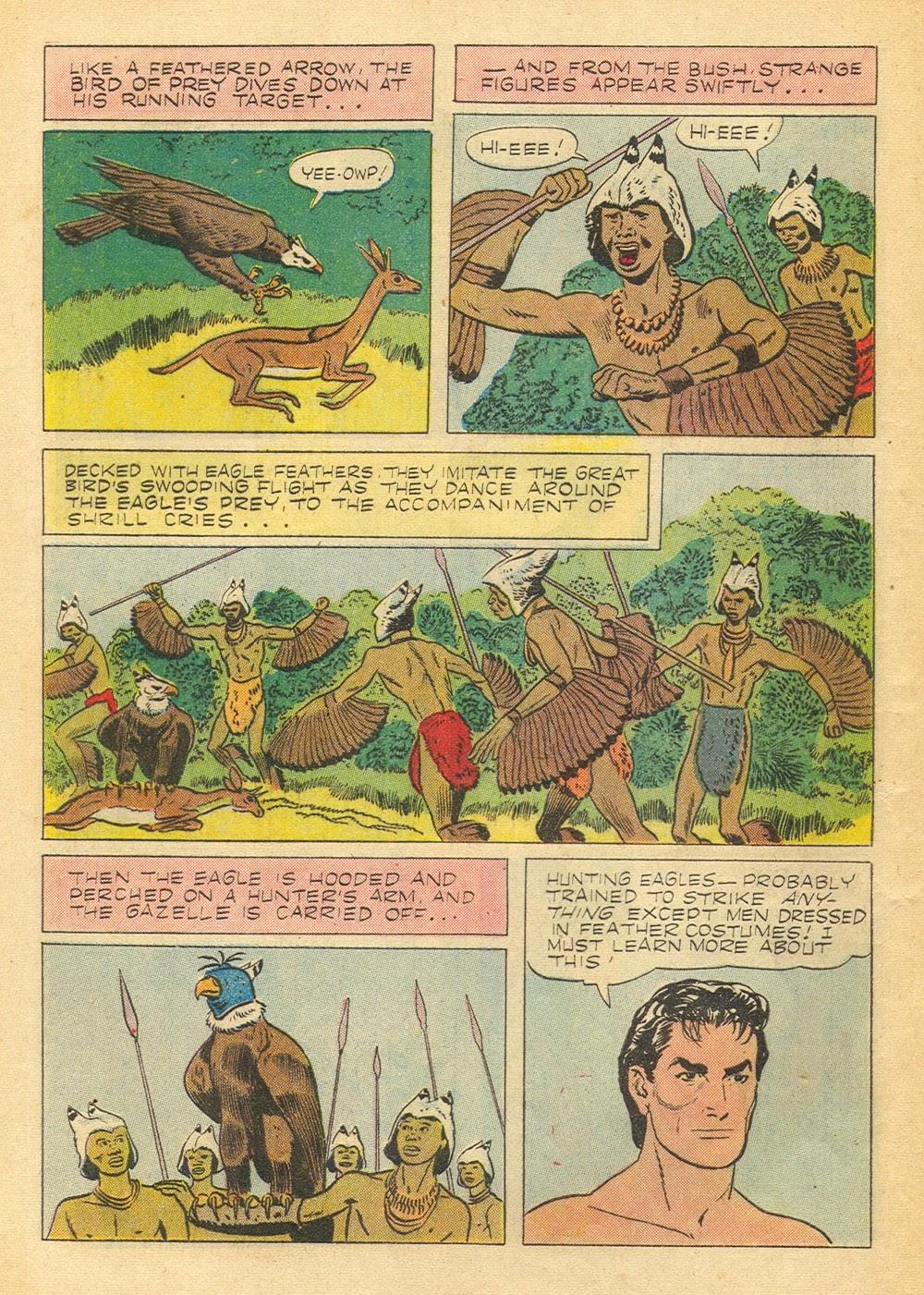 Tarzan (1948) issue 75 - Page 8