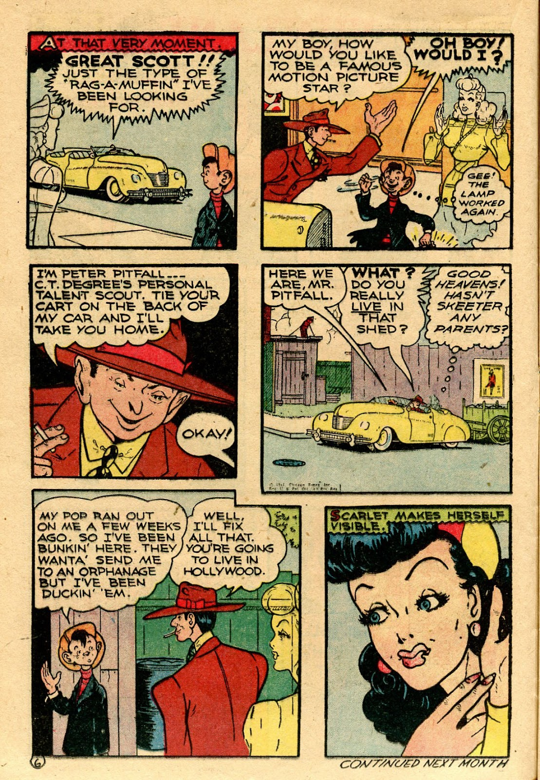 Read online Famous Funnies comic -  Issue #116 - 16