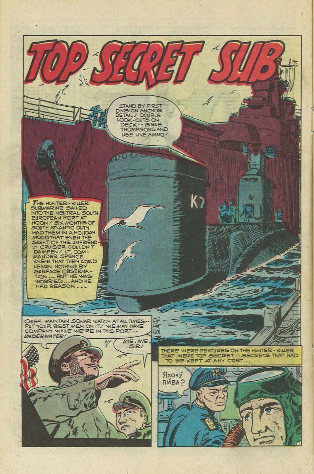 Read online Fightin' Navy comic -  Issue #129 - 12