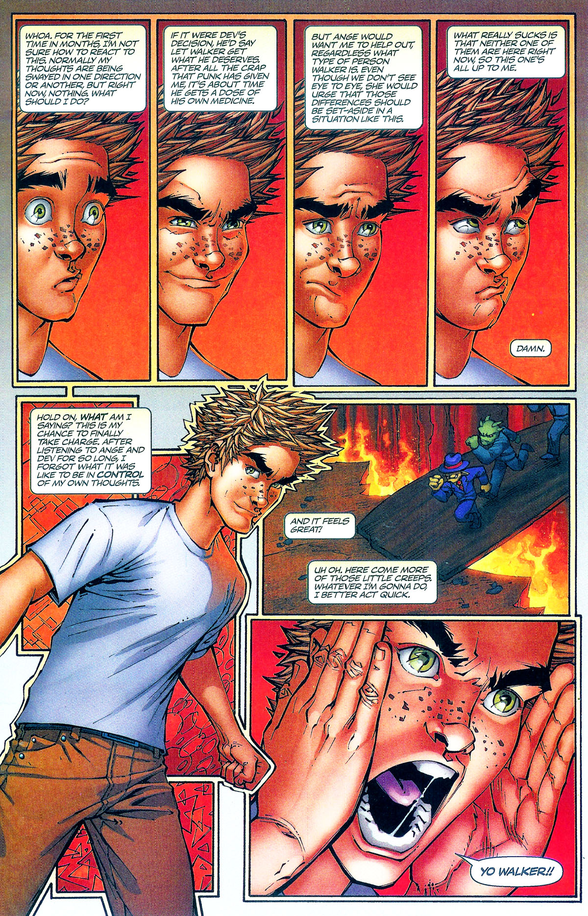 Read online Shrugged (2006) comic -  Issue #5 - 14