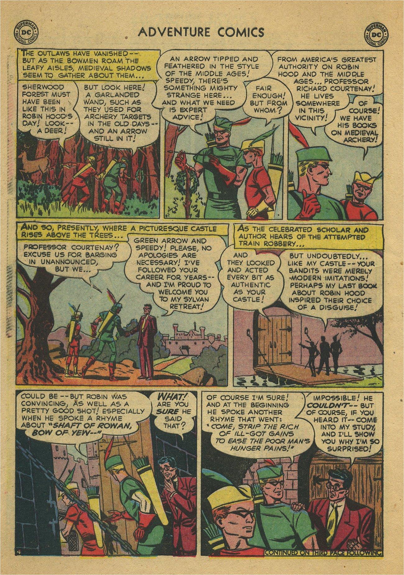 Read online Adventure Comics (1938) comic -  Issue #171 - 34