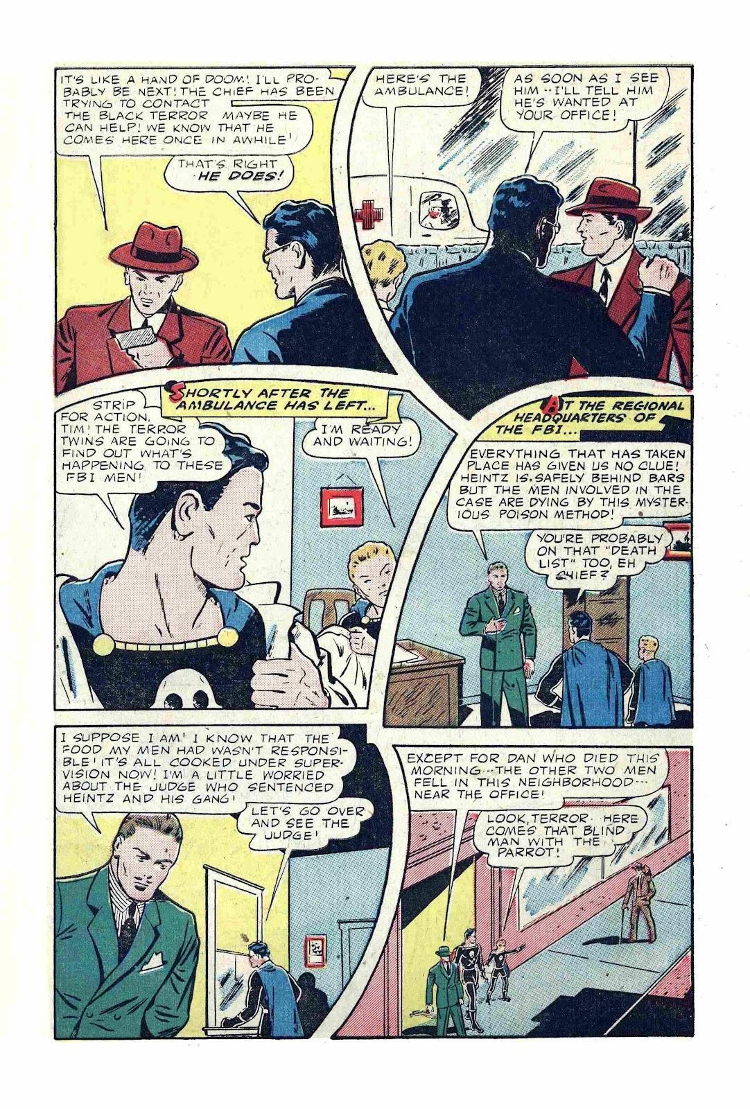 Read online America's Best Comics comic -  Issue #13 - 5