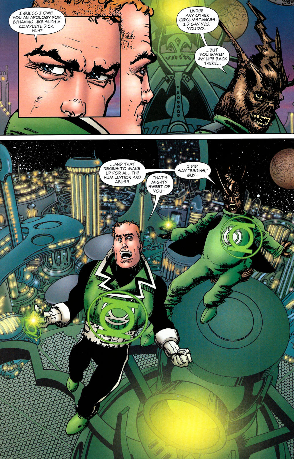 Read online Guy Gardner: Collateral Damage comic -  Issue #2 - 40