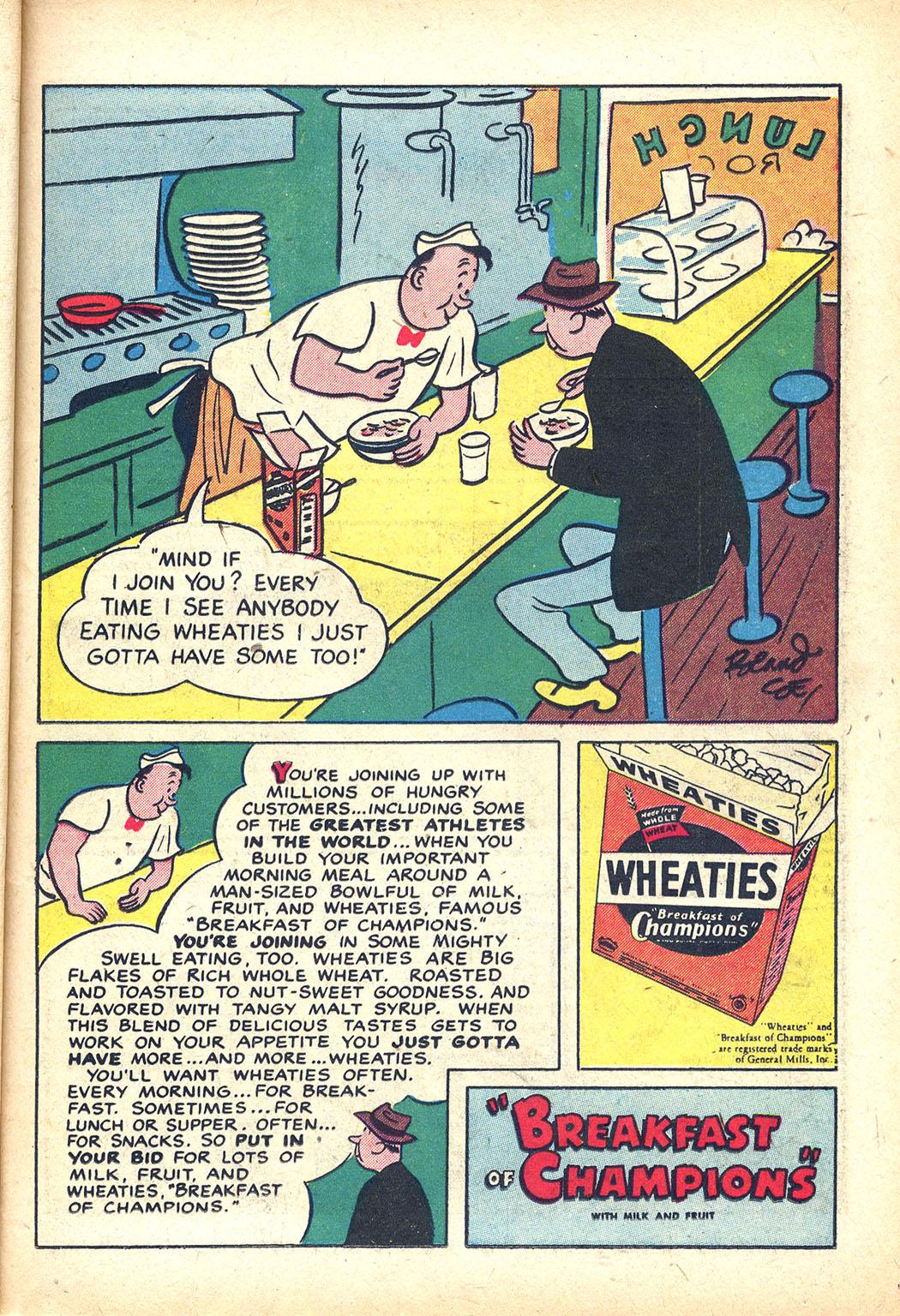 Read online Sensation (Mystery) Comics comic -  Issue #34 - 23