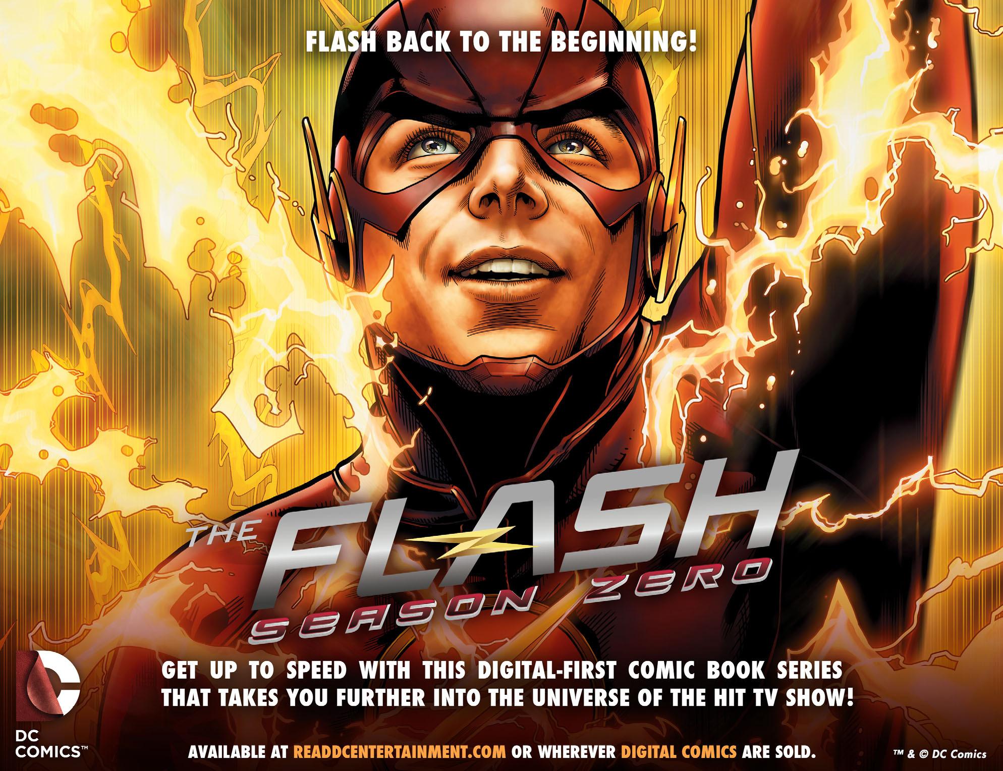 Read online Adventures of Supergirl comic -  Issue #8 - 23