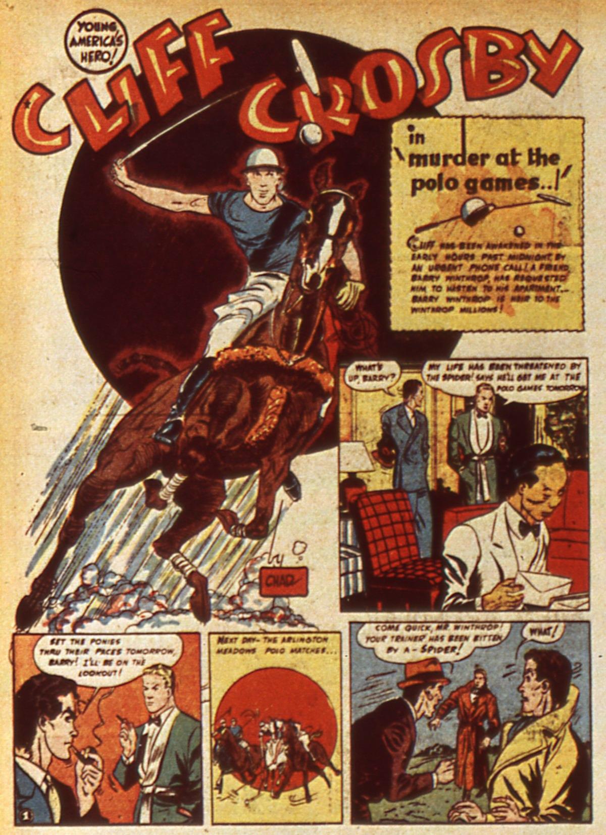 Read online Detective Comics (1937) comic -  Issue #45 - 52