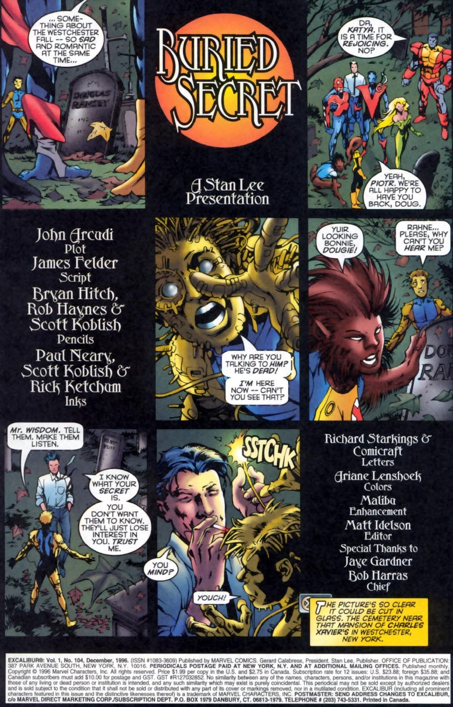Excalibur (1988) issue 104 - Page 2