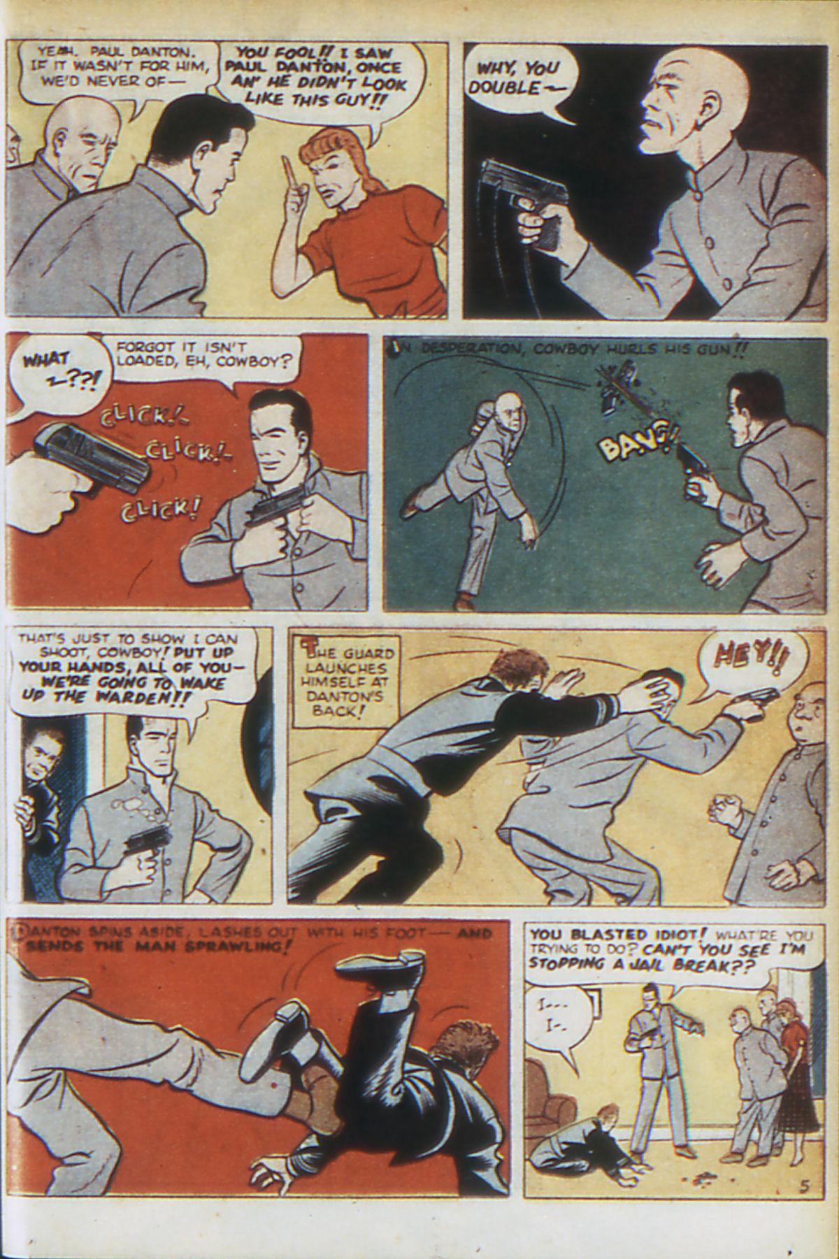 Read online Adventure Comics (1938) comic -  Issue #64 - 46