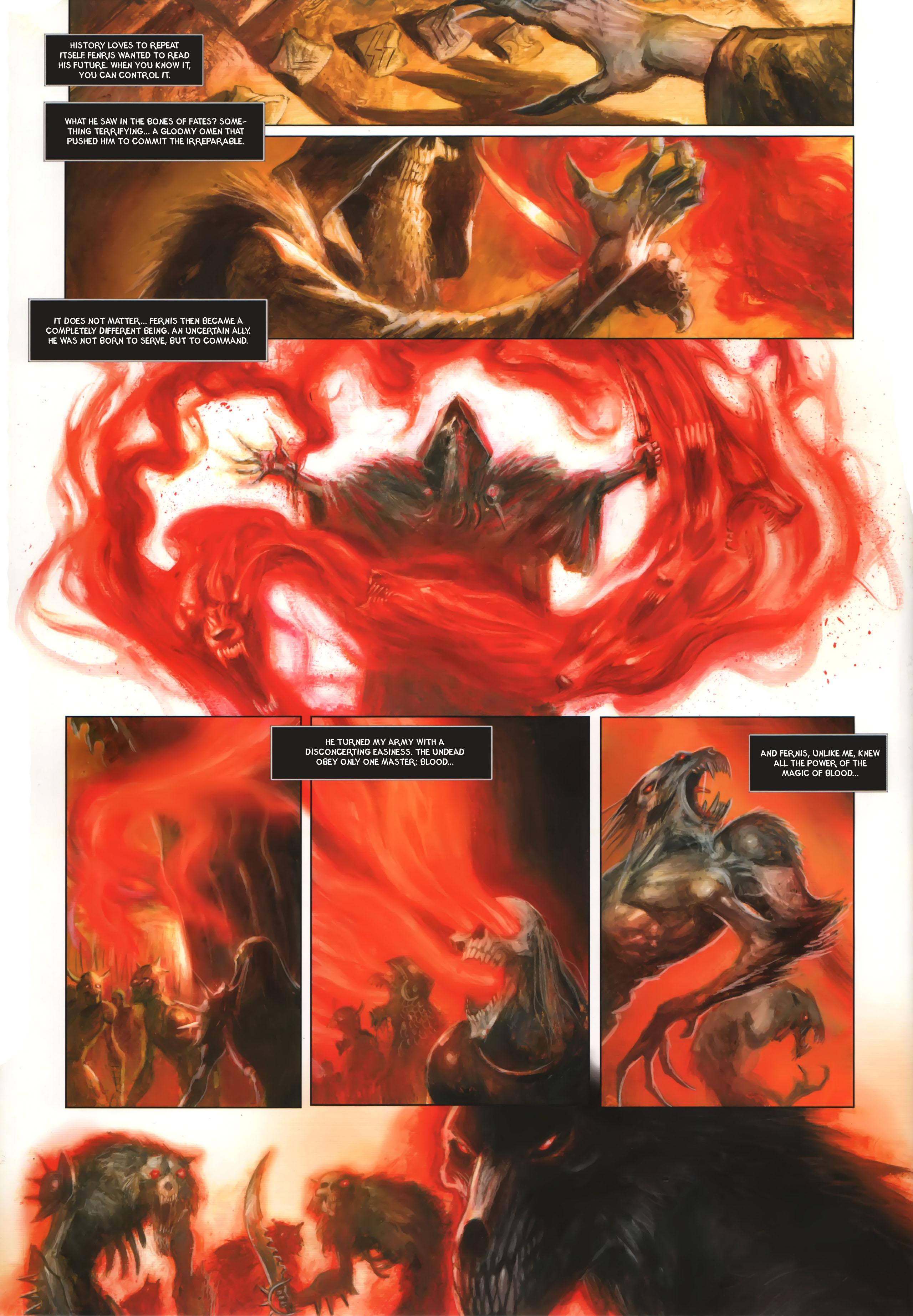 Read online Arawn comic -  Issue #6 - 41