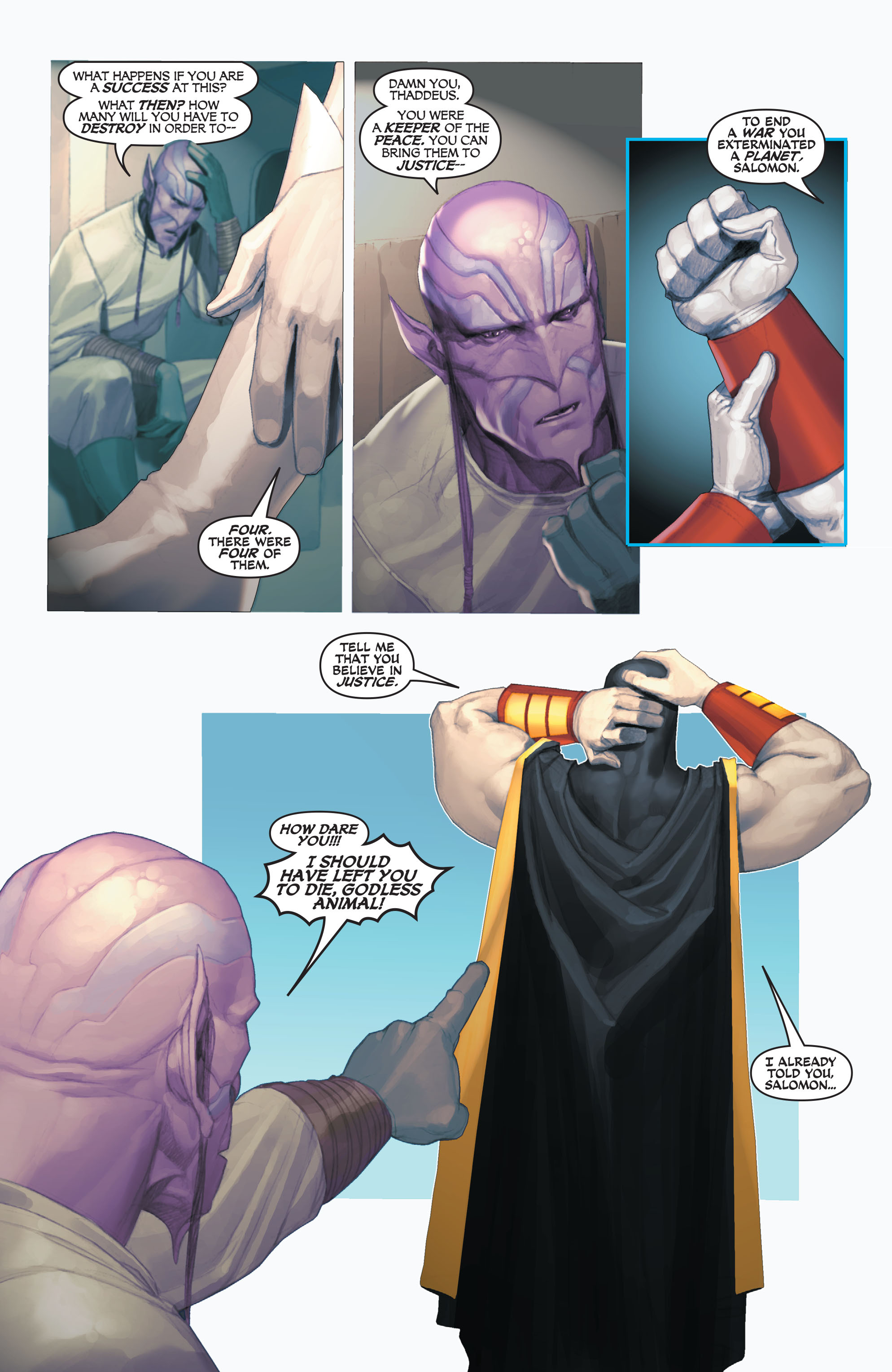 Read online Space Ghost (2016) comic -  Issue # Full - 47