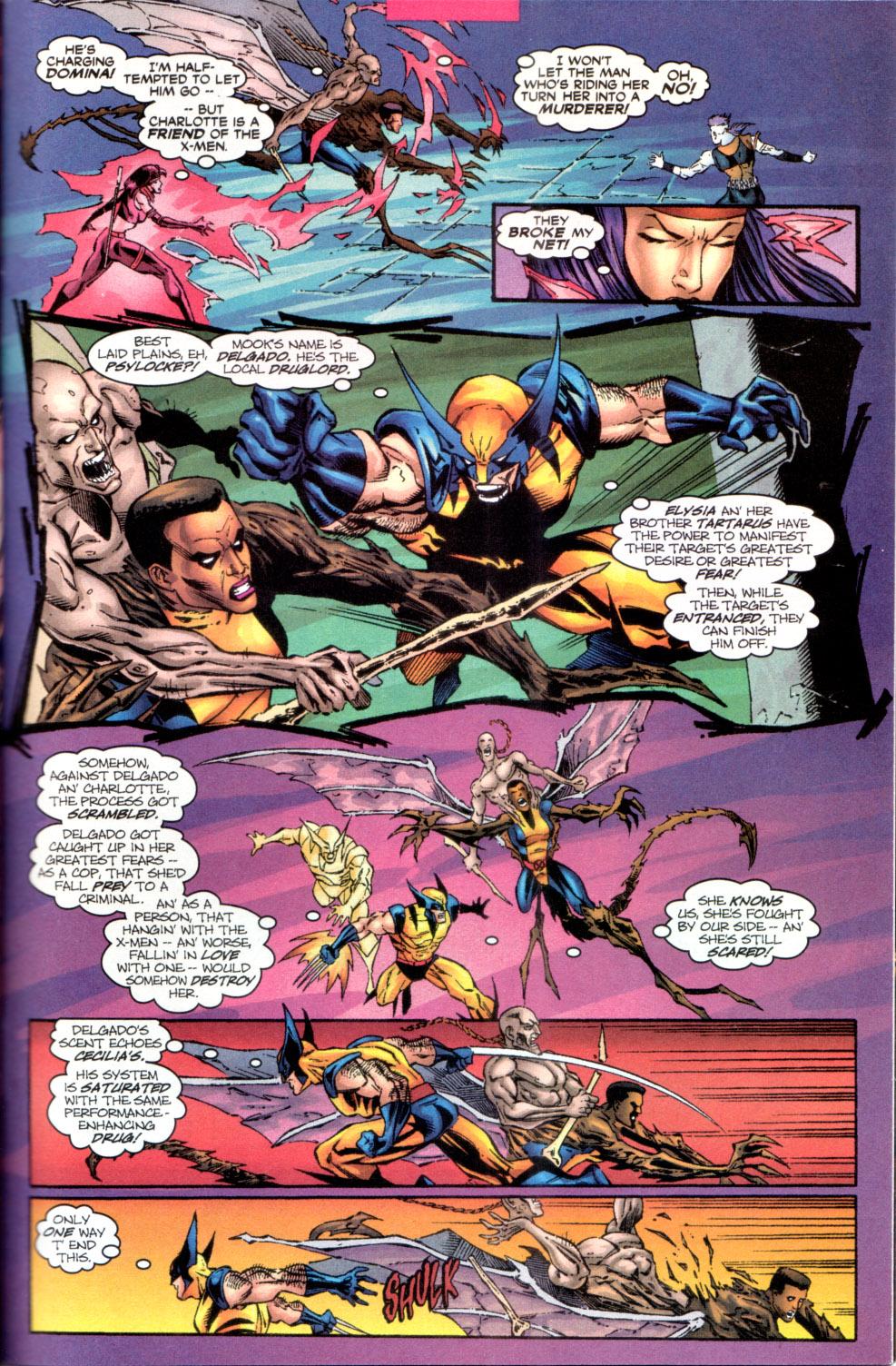 X-Men (1991) 106 Page 35