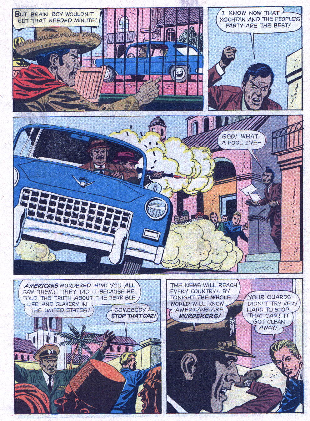 Four Color Comics issue 1330 - Page 19