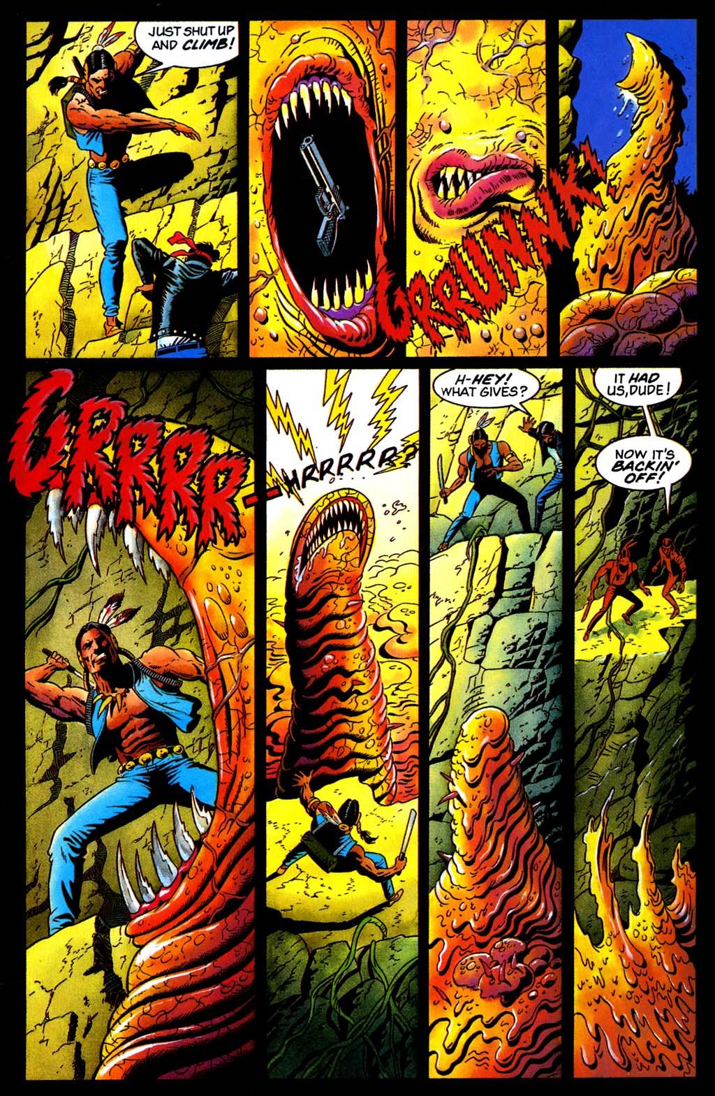 Read online Turok, Dinosaur Hunter (1993) comic -  Issue #32 - 12