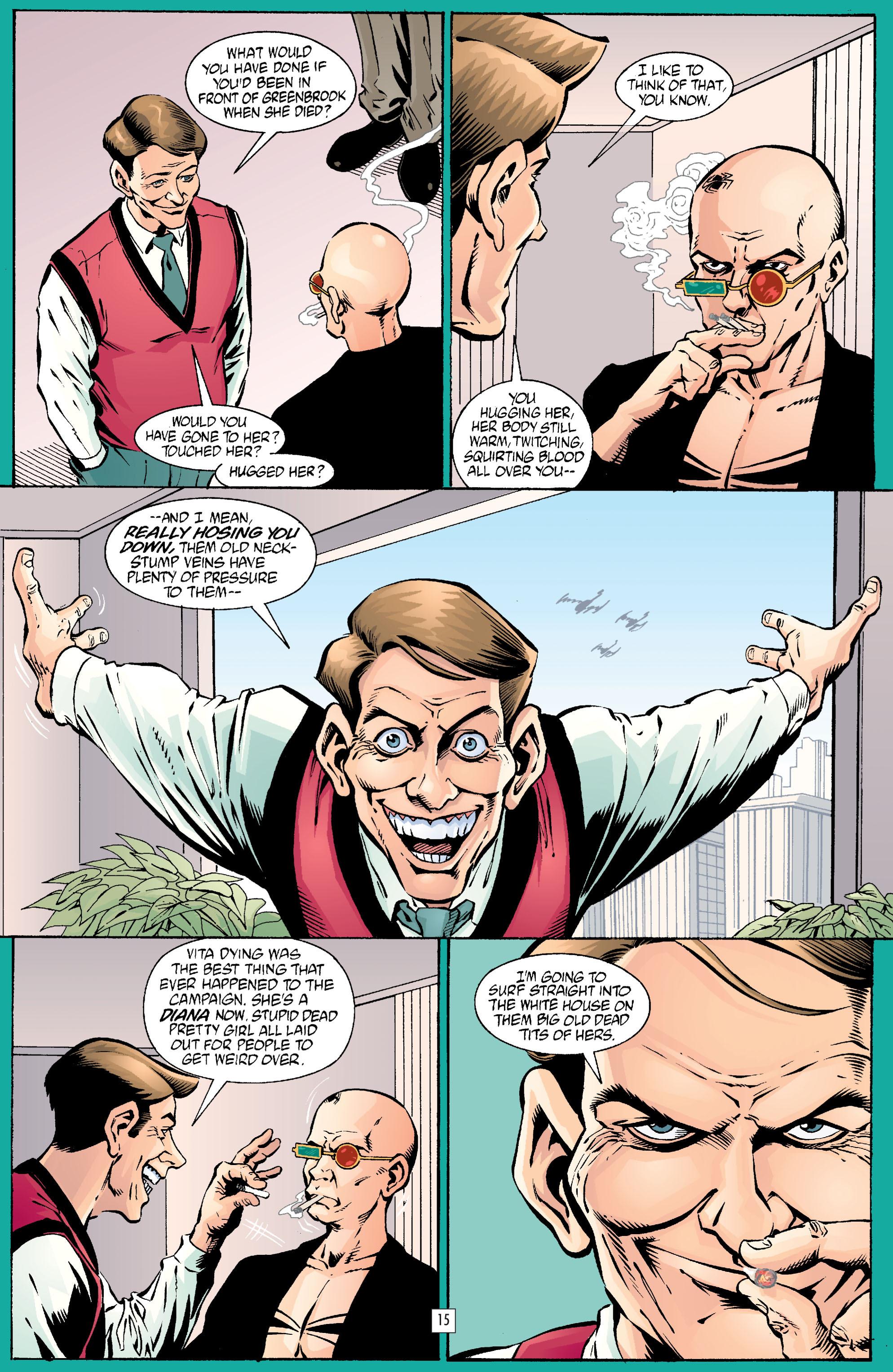 Read online Transmetropolitan comic -  Issue #23 - 16