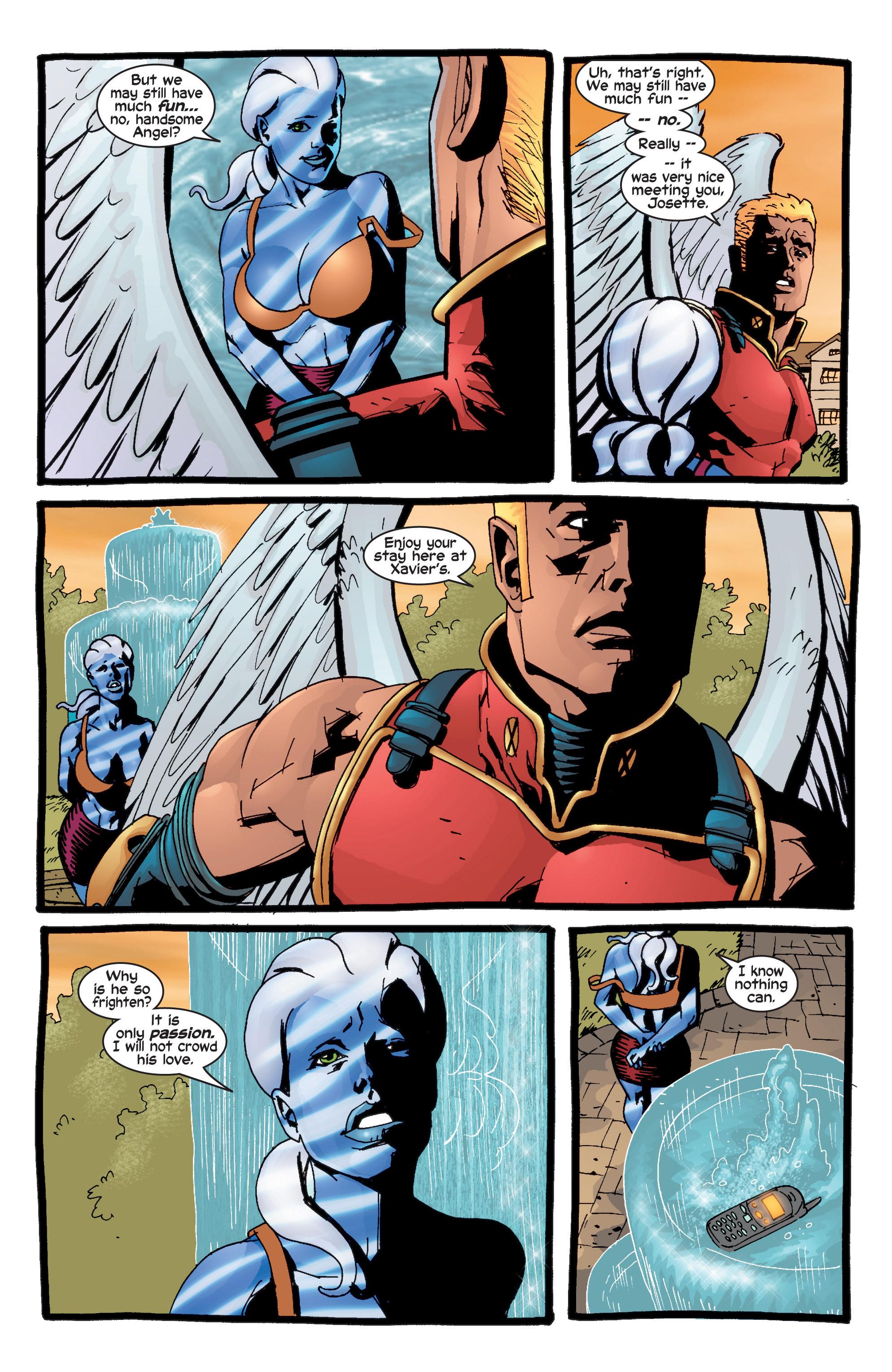 Read online Uncanny X-Men (1963) comic -  Issue #415 - 7