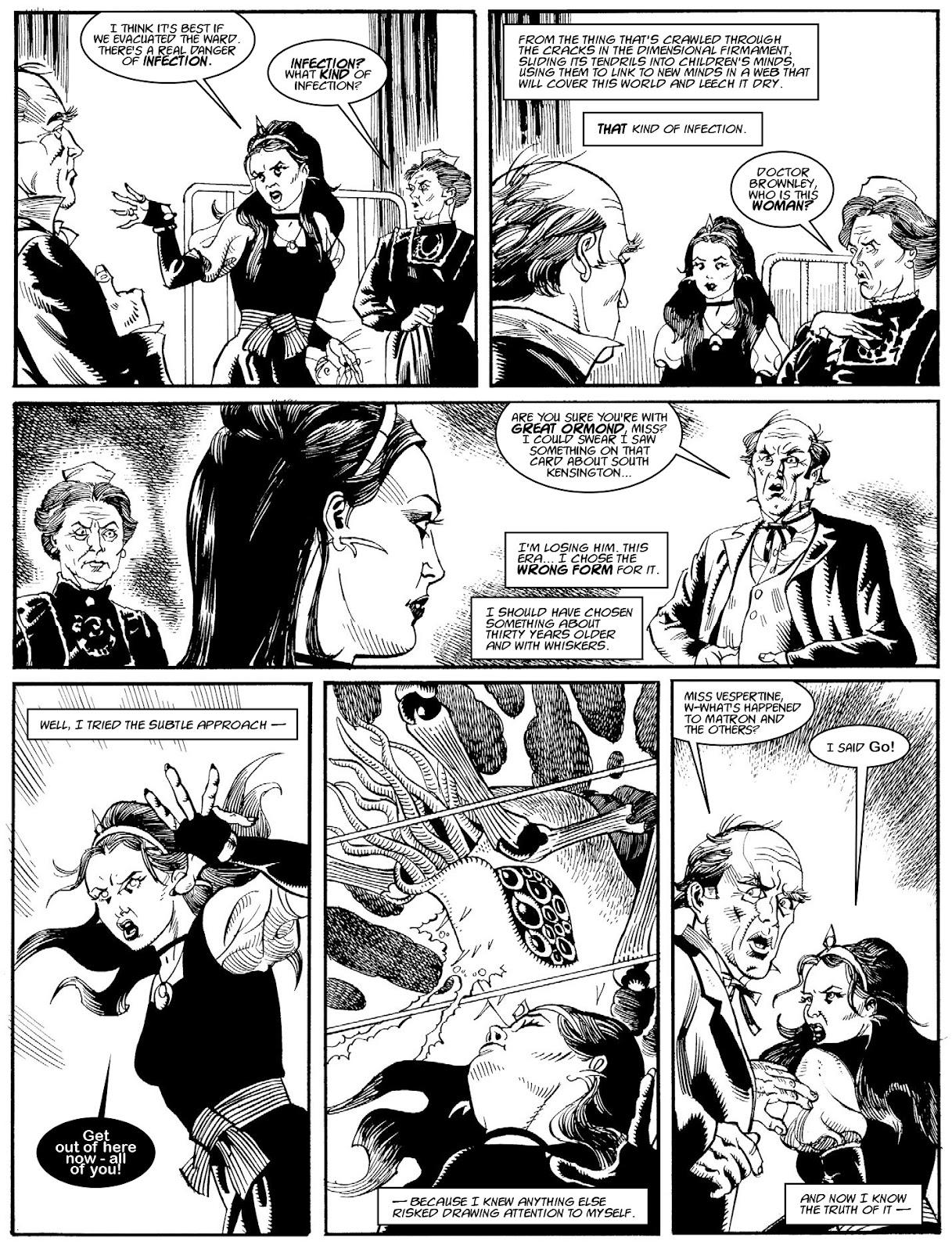 Judge Dredd Megazine (Vol. 5) issue 427 - Page 71