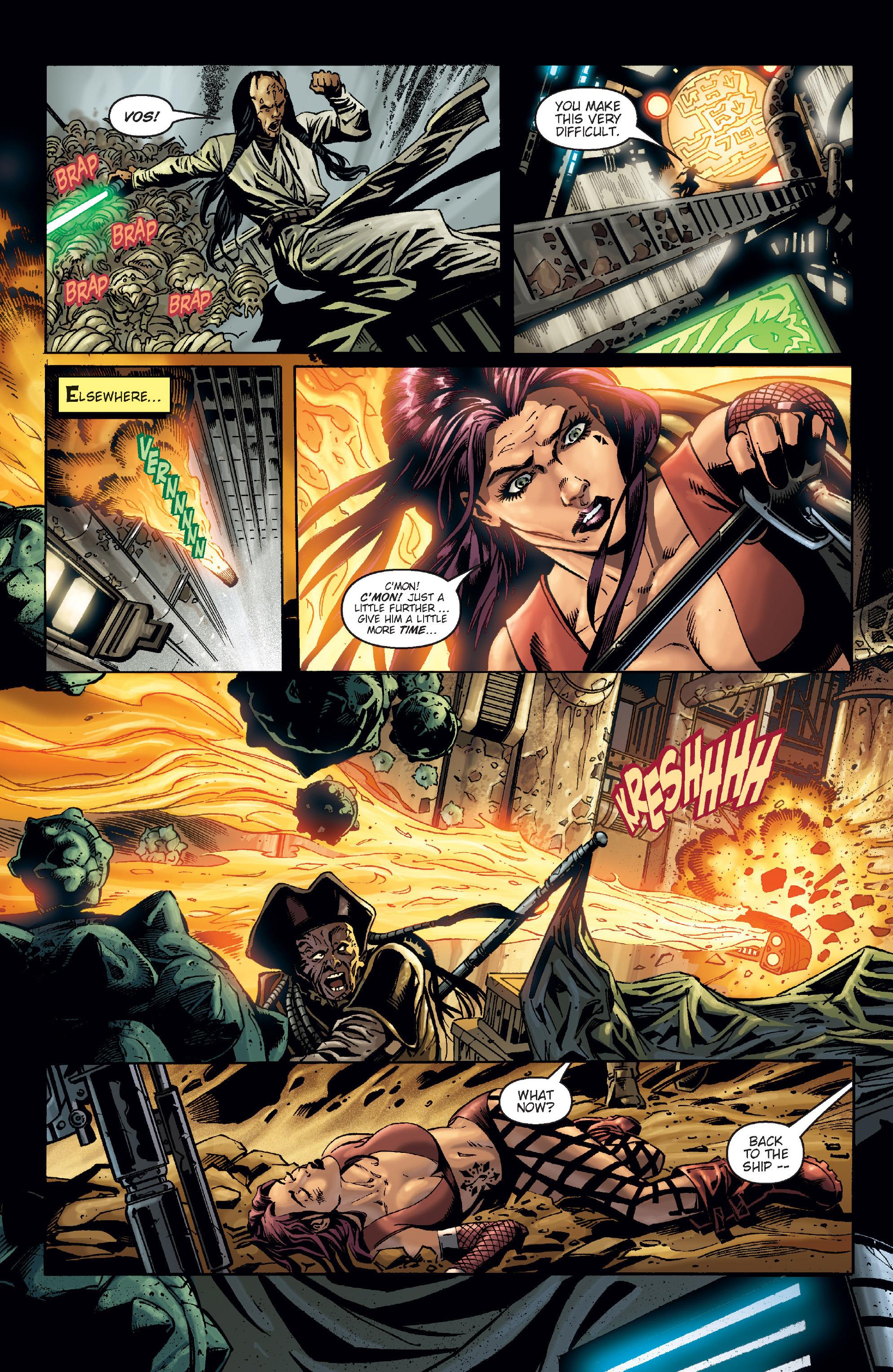 Read online Star Wars Omnibus comic -  Issue # Vol. 24 - 266