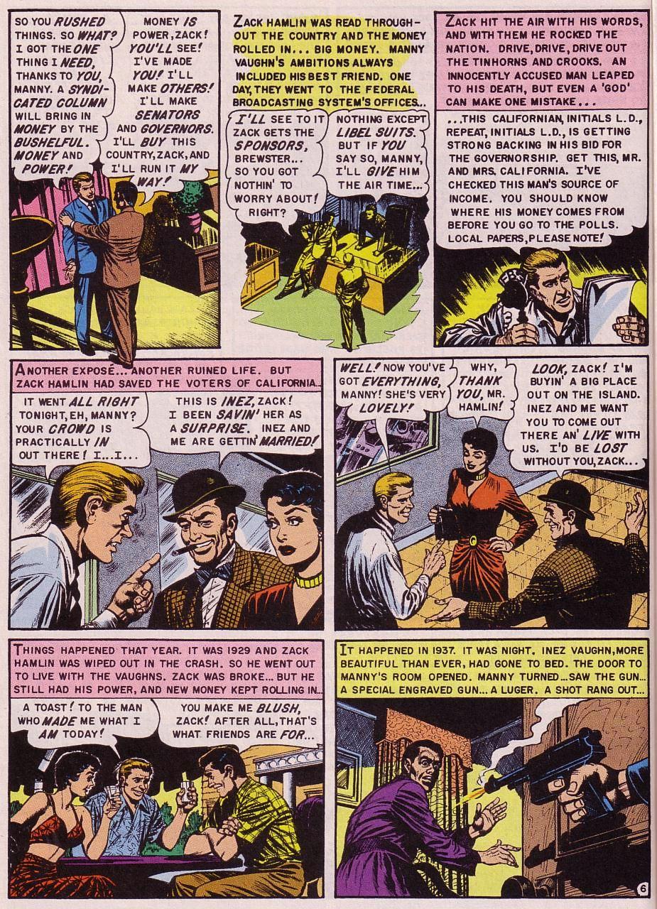 Read online Shock SuspenStories comic -  Issue #16 - 28