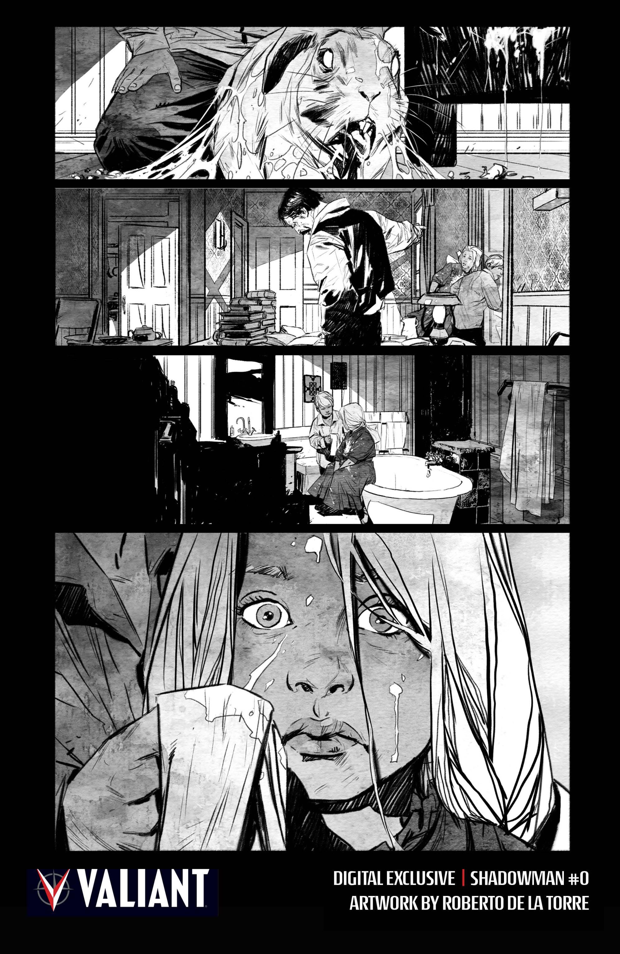 Read online Shadowman (2012) comic -  Issue #0 - 34