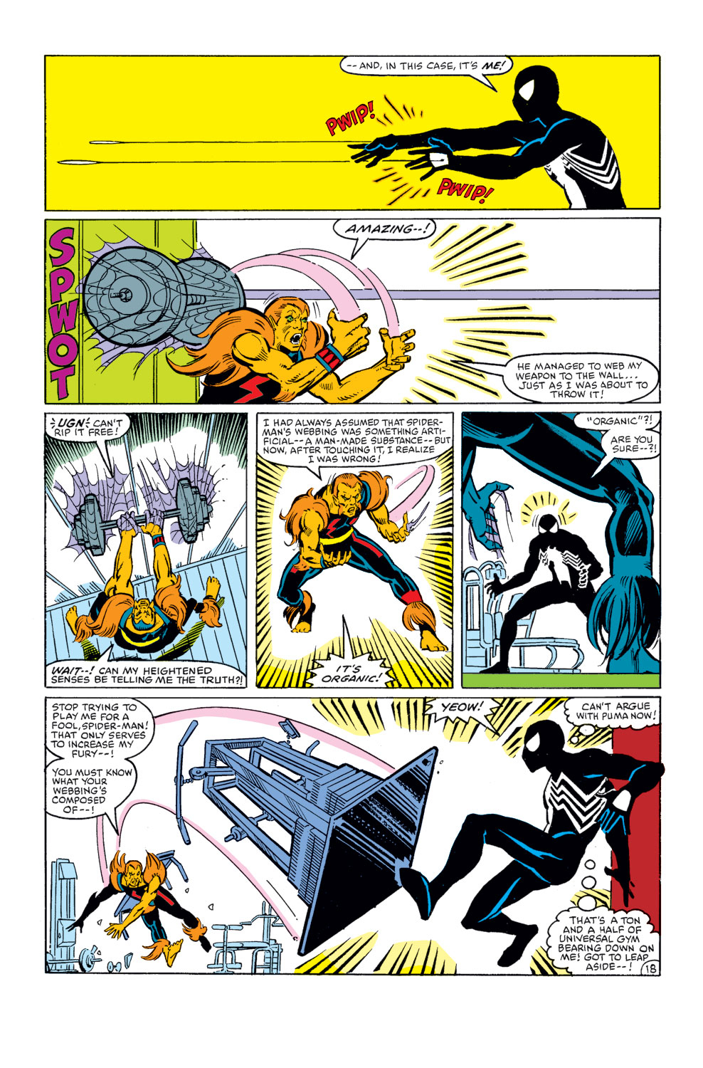 The Amazing Spider-Man (1963) 257 Page 18