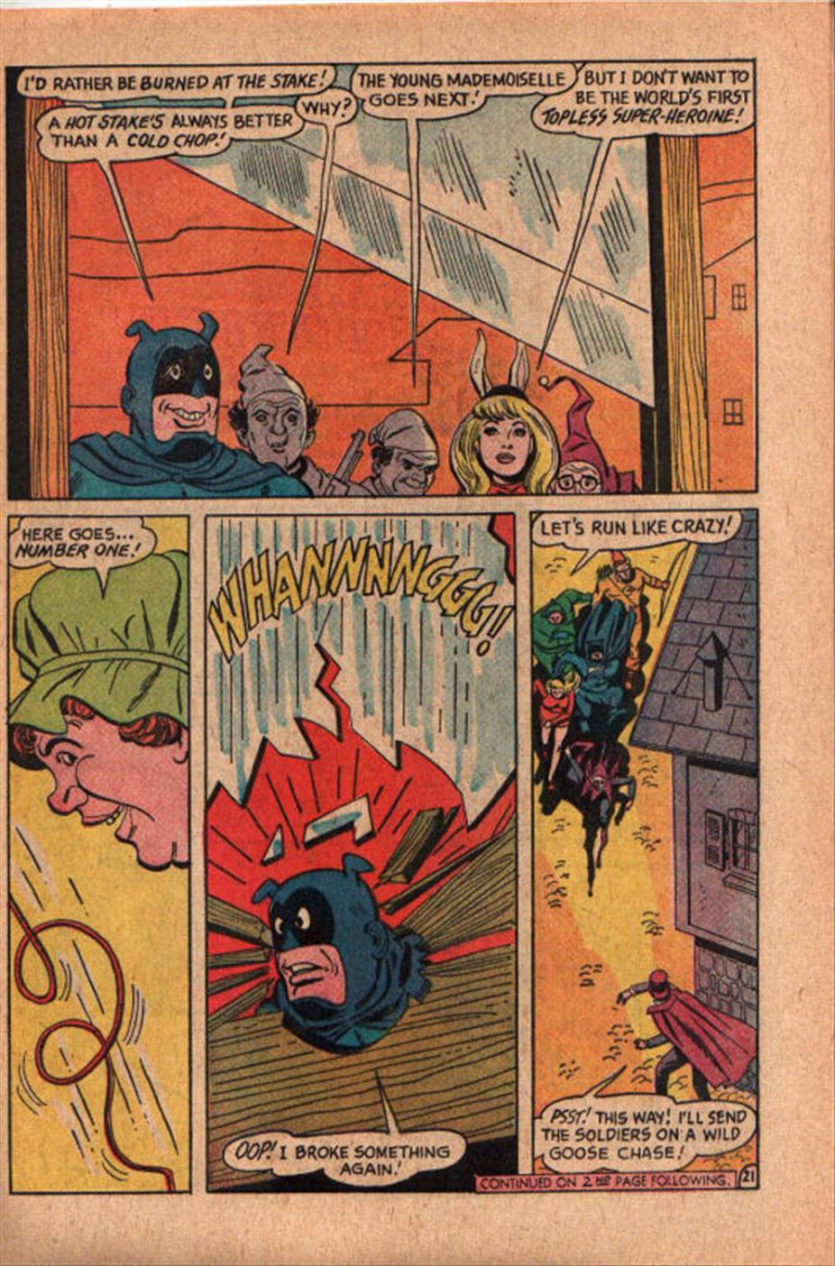 The Inferior Five issue 5 - Page 29