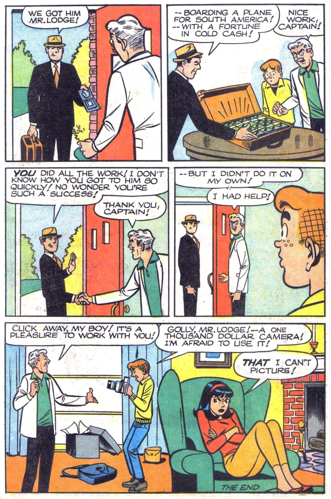 Read online Archie (1960) comic -  Issue #180 - 18