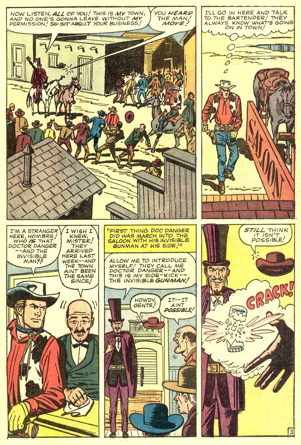 Kid Colt Outlaw issue 116 - Page 5