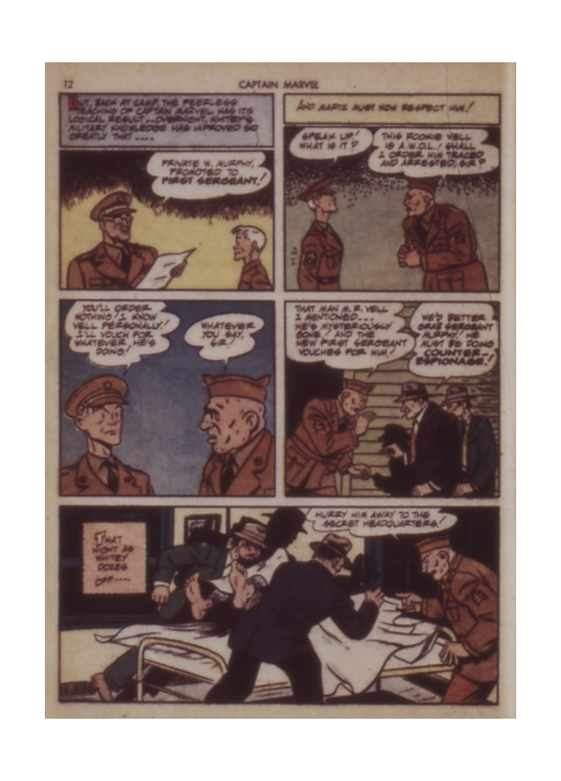 Captain Marvel Adventures issue 12 - Page 12