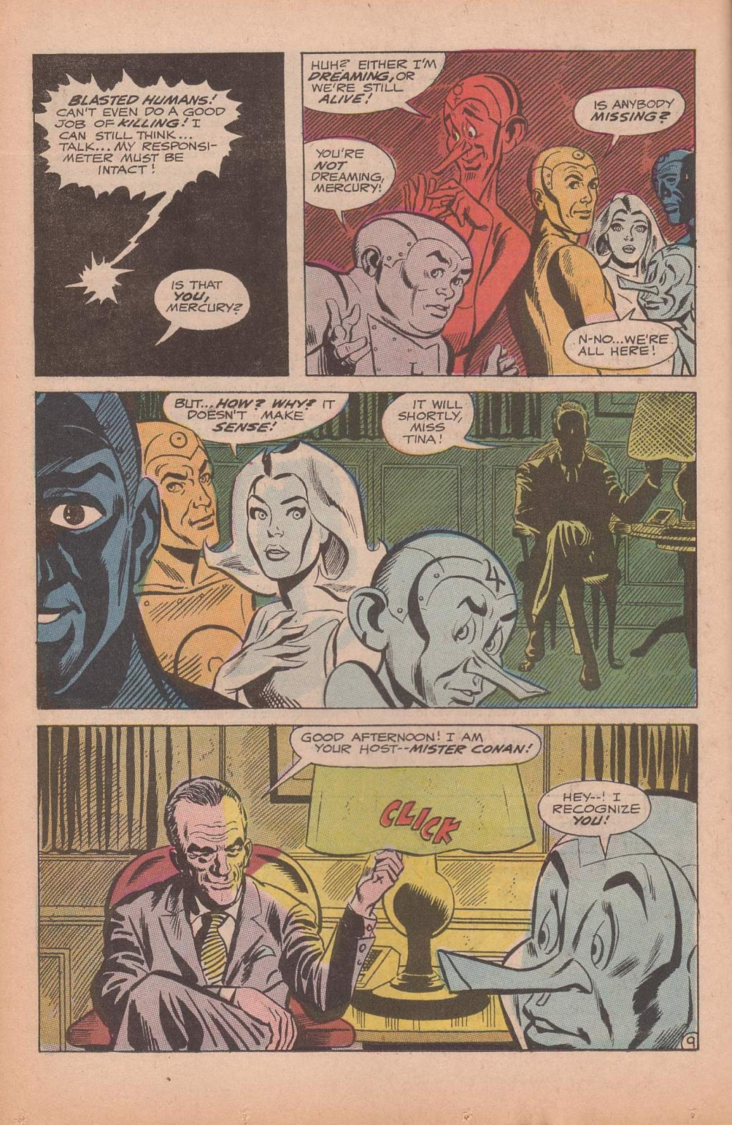 Metal Men (1963) issue 37 - Page 14