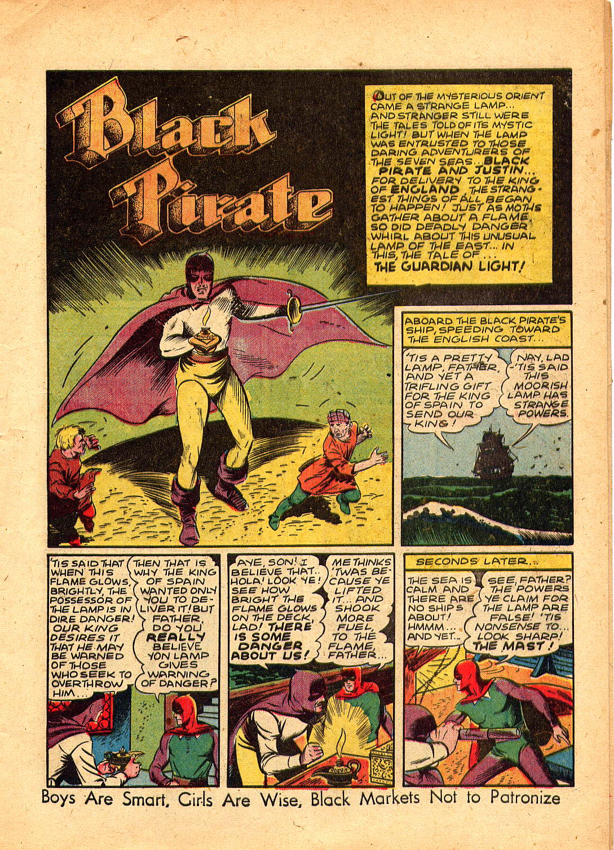 Read online Sensation (Mystery) Comics comic -  Issue #30 - 17