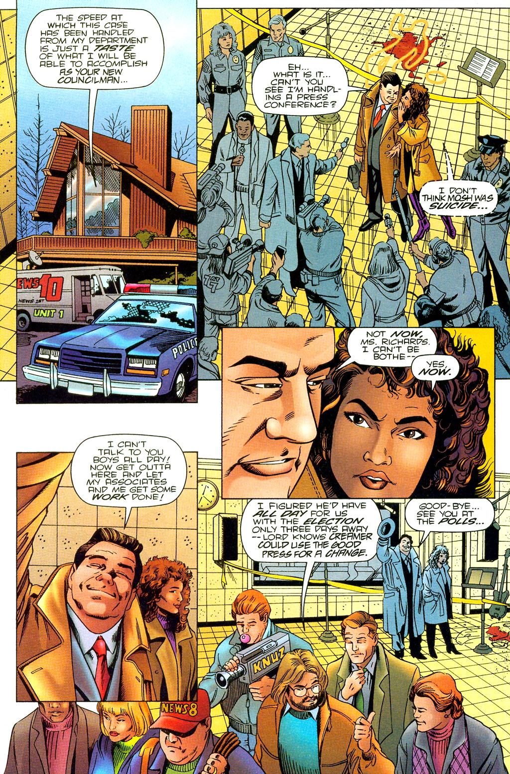 Read online UltraForce (1994) comic -  Issue #7 - 5