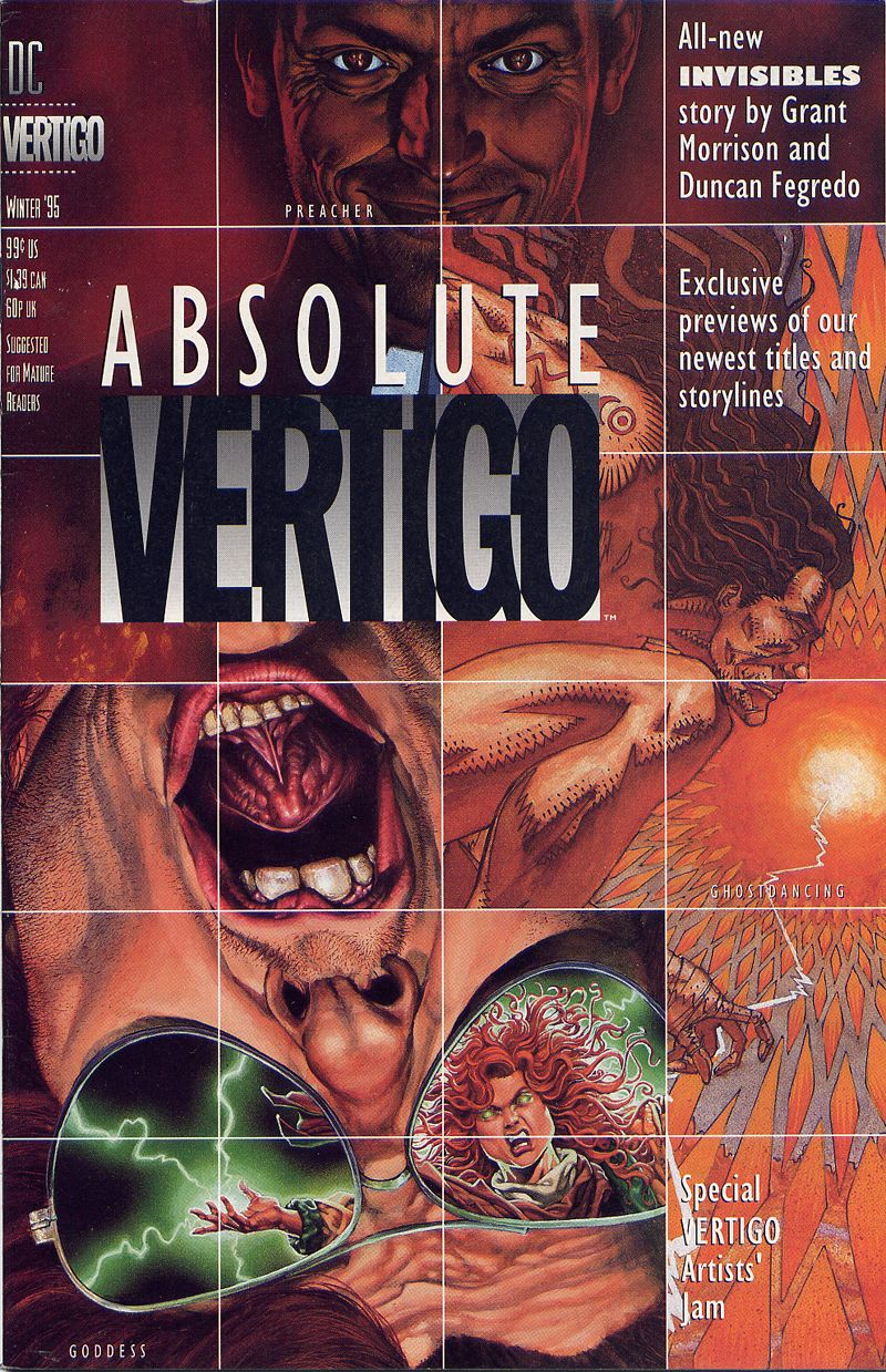 Read online Absolute Vertigo comic -  Issue #Absolute Vertigo Full - 1