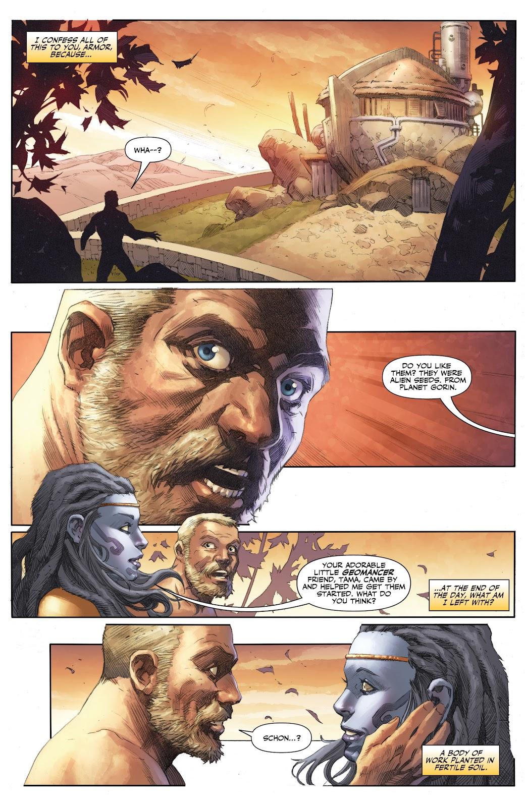Read online X-O Manowar (2017) comic -  Issue #26 - 22