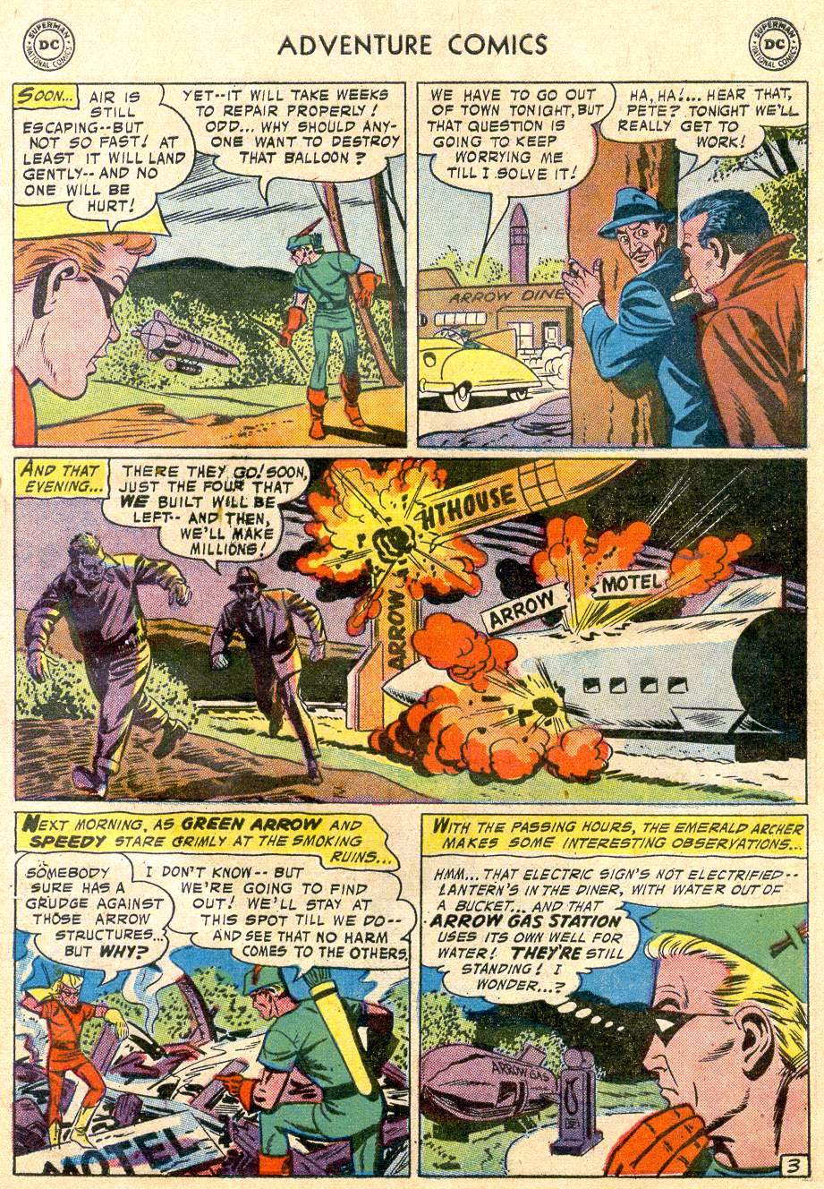 Read online Adventure Comics (1938) comic -  Issue #235 - 29