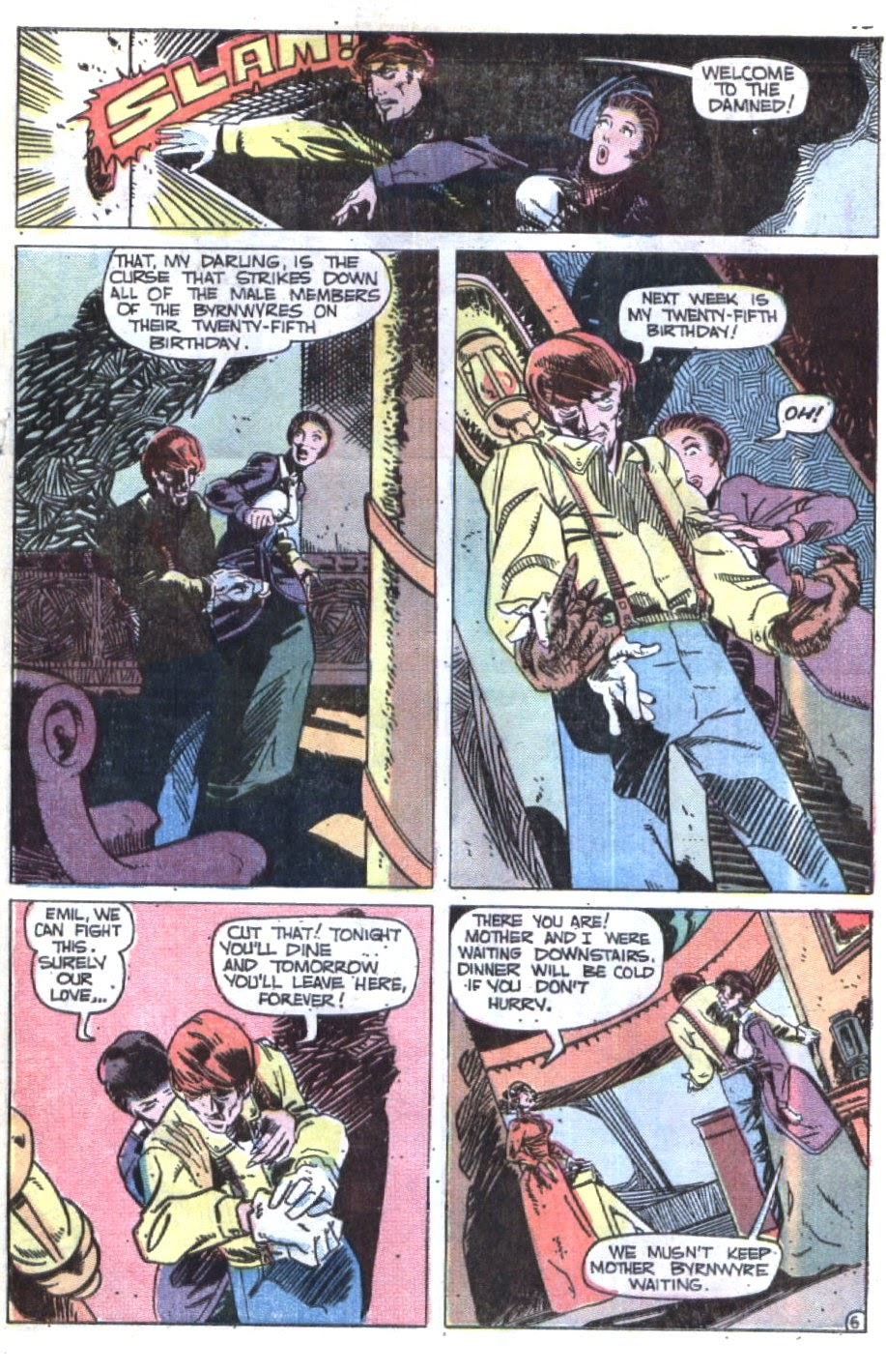 Haunted Love (1973) issue 5 - Page 17