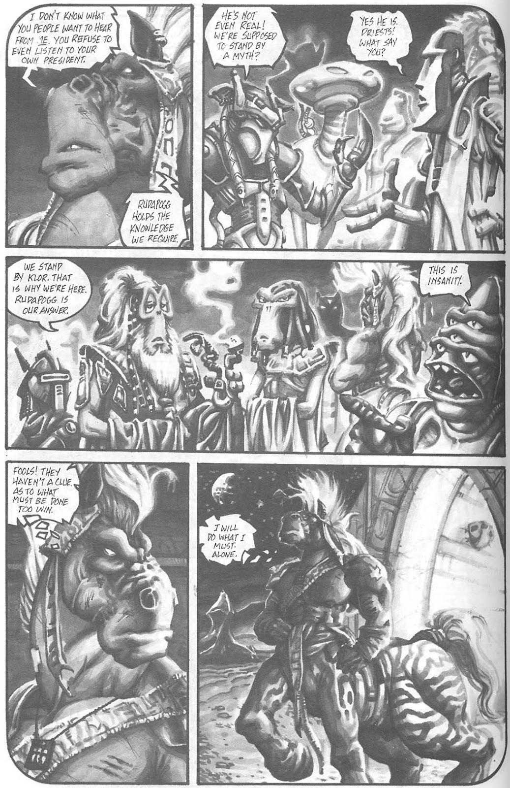 Read online Animal Mystic comic -  Issue #4 - 25