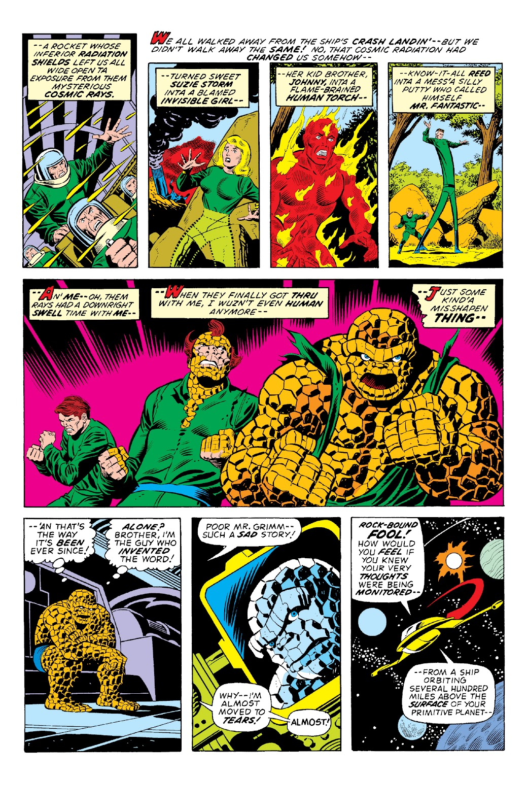 Read online Marvel Two-In-One Epic Collection: Cry Monster comic -  Issue # TPB (Part 1) - 8