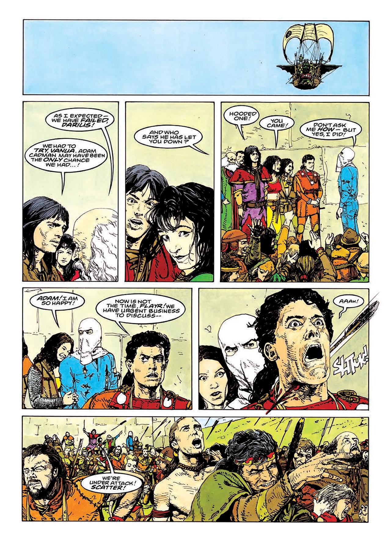 Read online Mazeworld comic -  Issue # TPB - 131