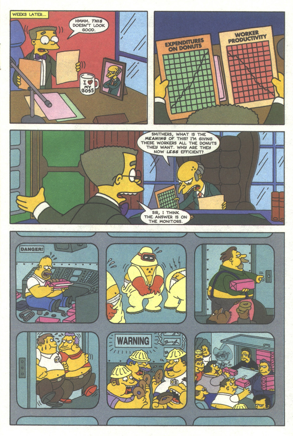 Read online Simpsons Comics comic -  Issue #38 - 20
