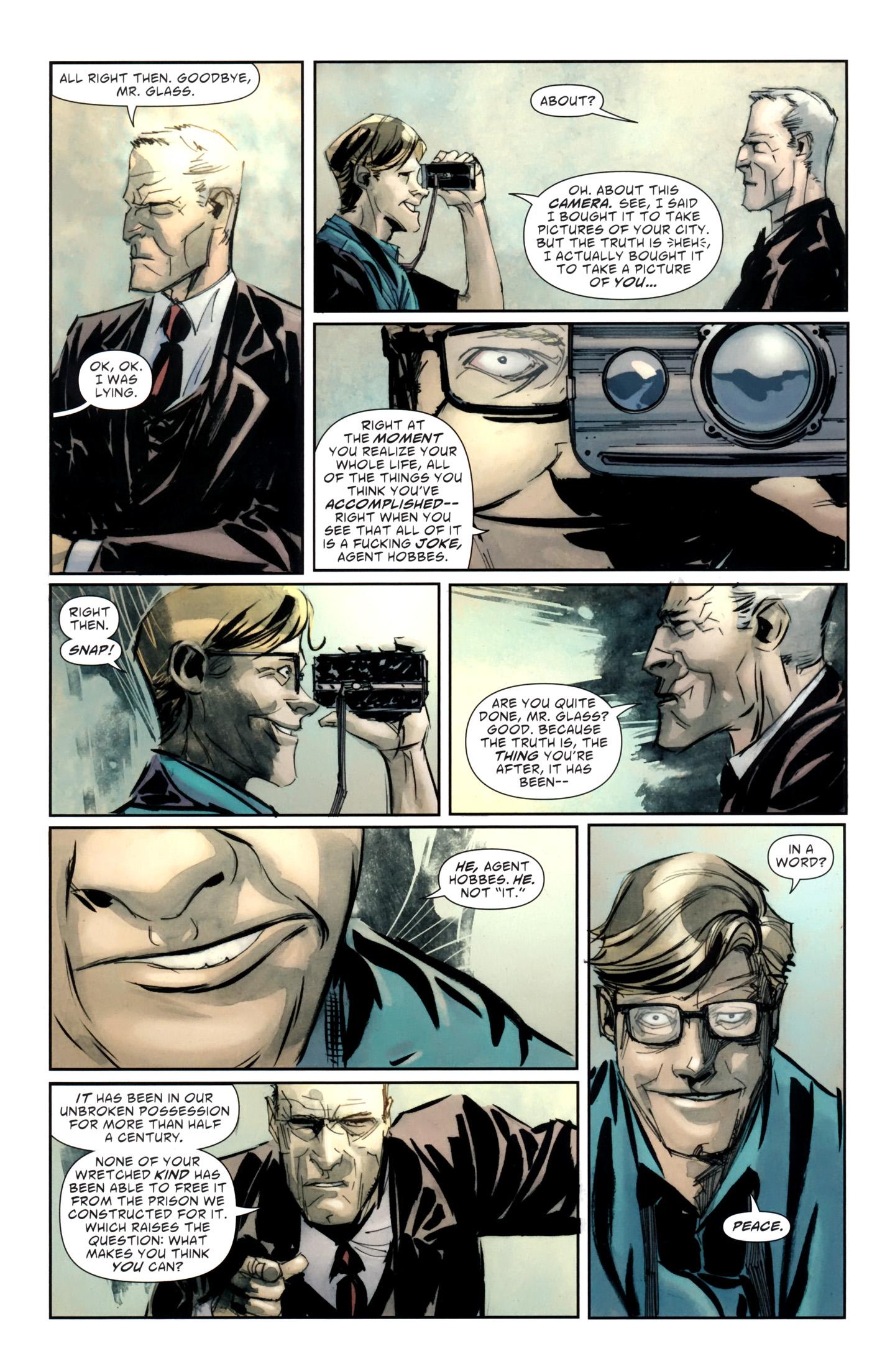 Read online American Vampire: Lord of Nightmares comic -  Issue #1 - 8