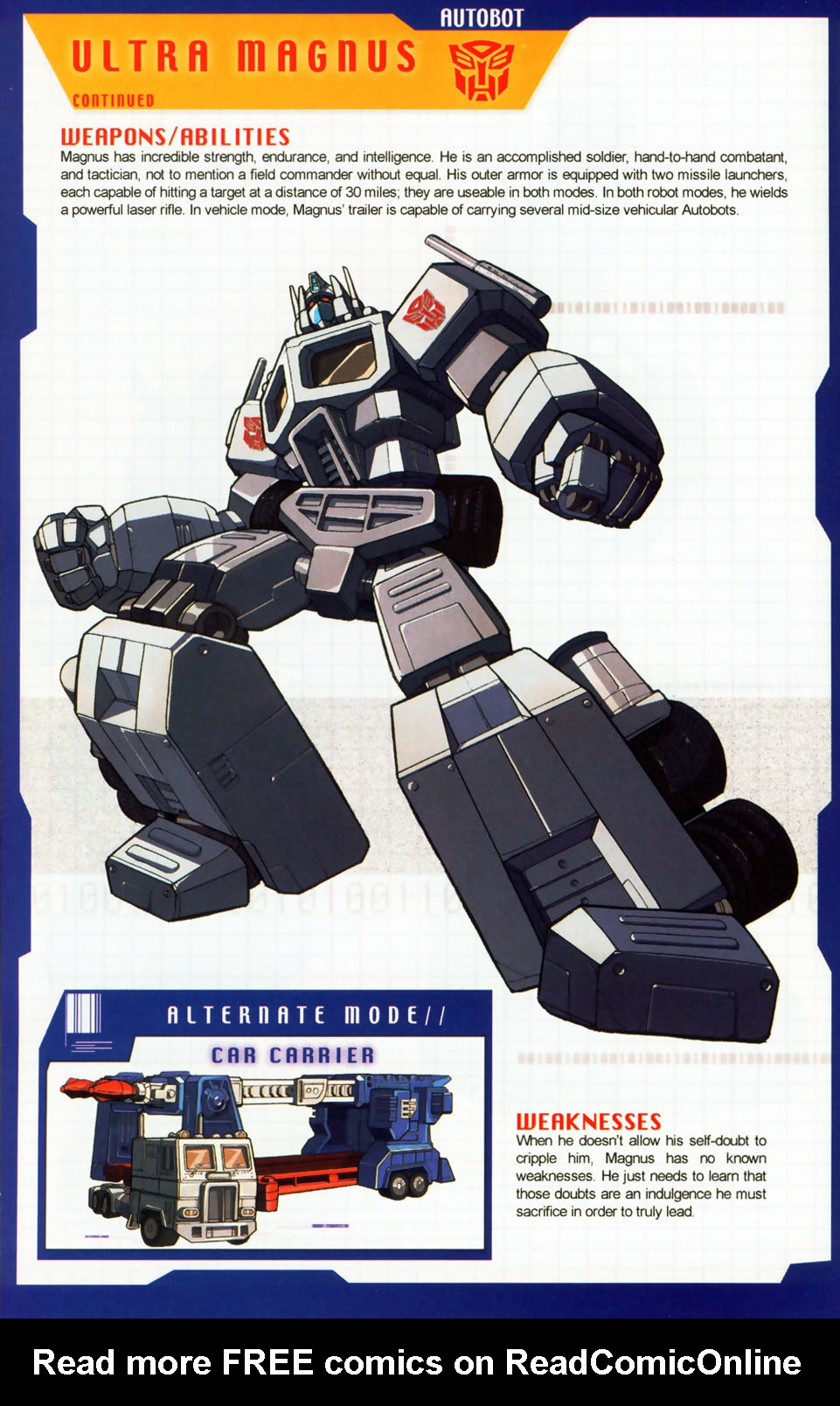 Read online Transformers: More than Meets the Eye comic -  Issue #7 - 34