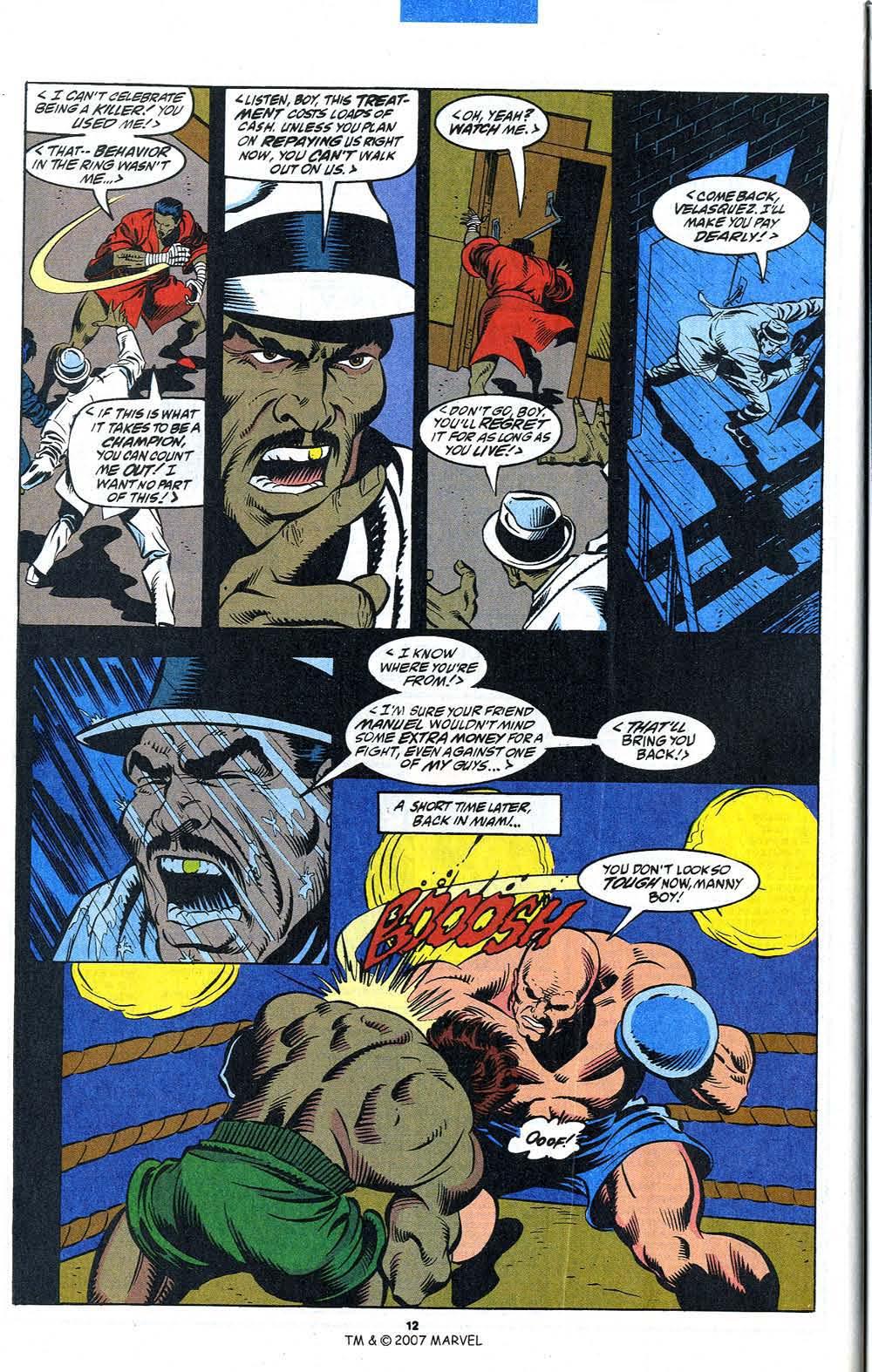 Read online Captain America (1968) comic -  Issue # _Annual 12 - 14
