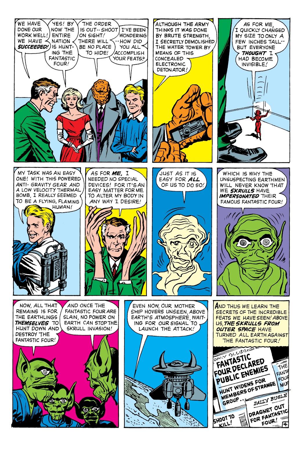 Read online Secret Invasion: Rise of the Skrulls comic -  Issue # TPB (Part 1) - 8