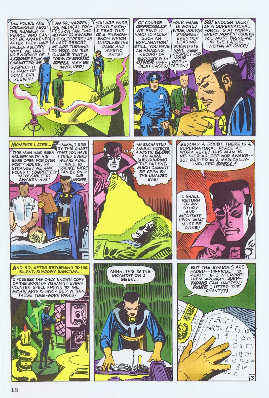 Doctor Strange: Master of the Mystic Arts issue TPB - Page 16