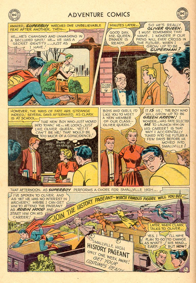 Read online Adventure Comics (1938) comic -  Issue #258 - 6