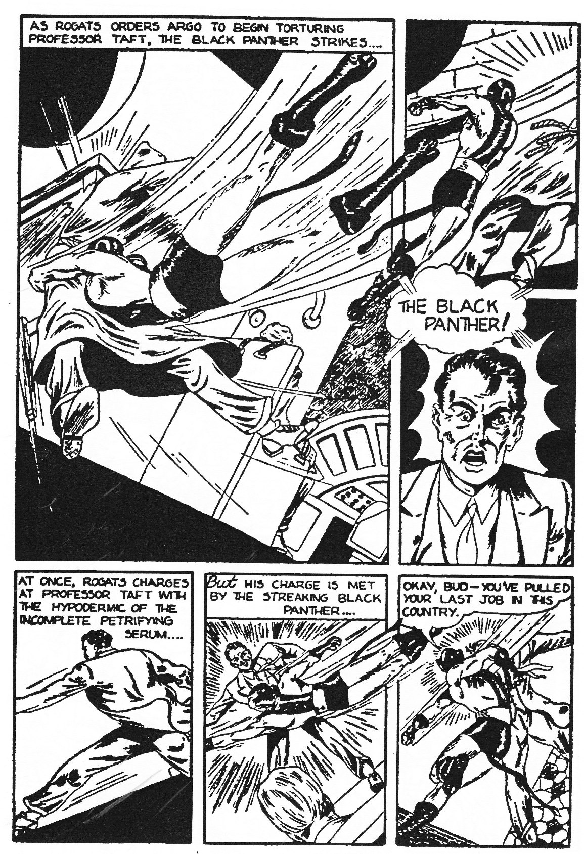 Read online Men of Mystery Comics comic -  Issue #83 - 60