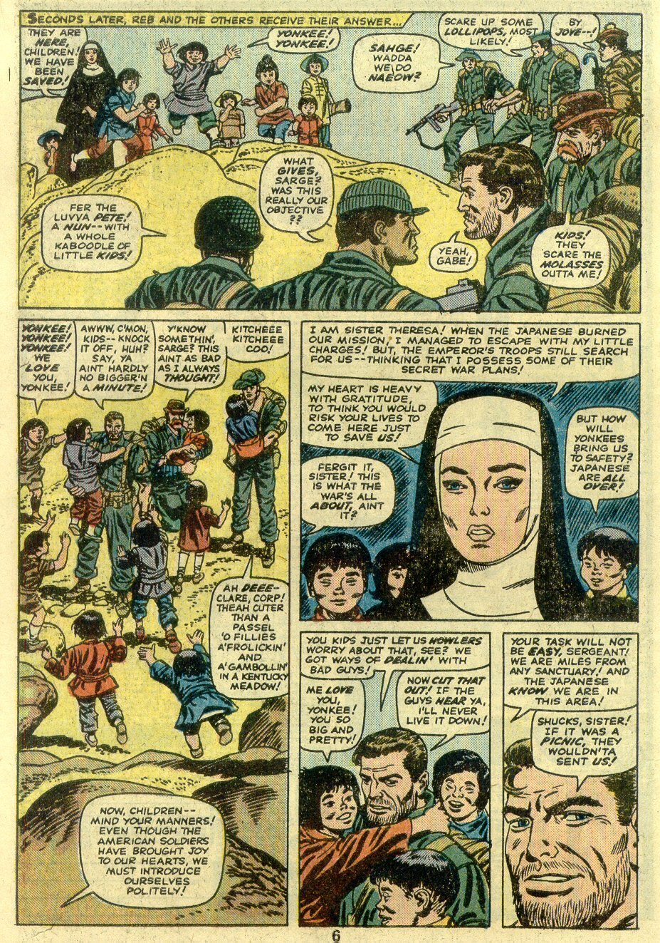 Read online Sgt. Fury comic -  Issue #125 - 8